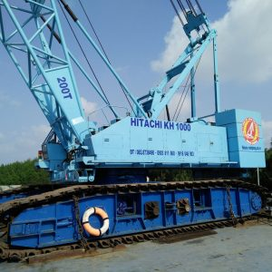 16.-Barge-and-crane-Hitachi-KH-1000-200-ton-1